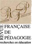 revue française de pédagogie jocelyn létourneau