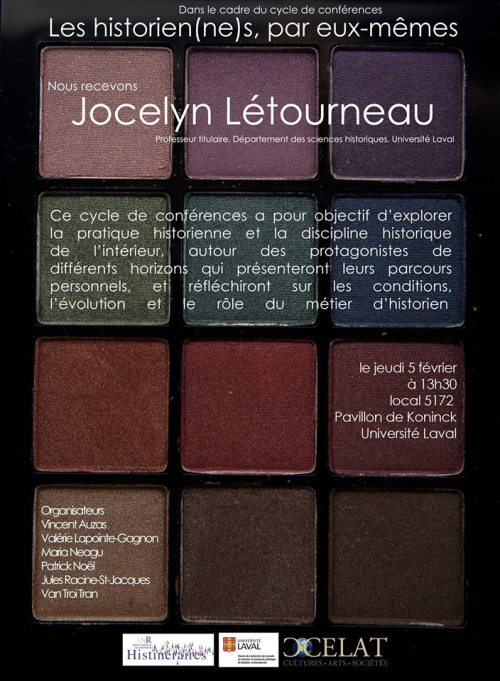 affiche 5 fevrier 2015 Quebec